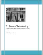31 Days of Refactoring
