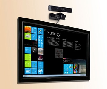 TV com Kinect